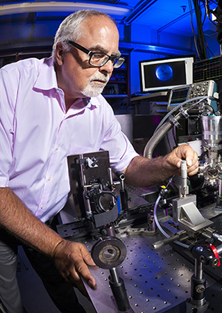 Velocity-mapped ion imaging
