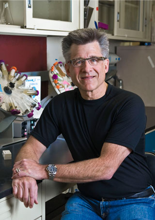 Sandia scientist Jeff Brinker