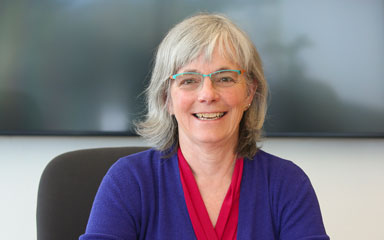 Associate laboratories director Susan Seestrom
